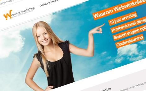 Website Webwinkelwebshop