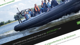 Website Biesbosch Adventures